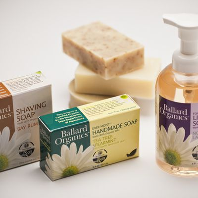 Sweet Fragrance Soaps in Spectacular Packaging