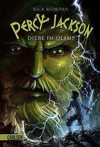 Buchvorstellung zu Percy Jackson!