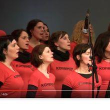 Kombinat, choeur révolutionnaire slovène et féminin
