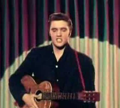 Blue Suede Shoes - Elvis Presley - Harmonica D