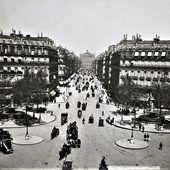 """Promenades dans Paris 1889 """"De l'opéra aux magasins du printemps"""" - attelage-patrimoine"""