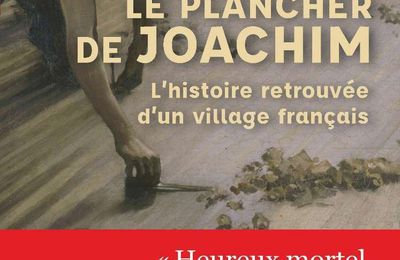Le plancher de Joachim par Jacques-Olivier Boudon (Belin, 2017)