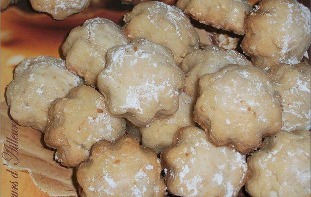 Ghoriba : une délicieuse pâtisserie marocaine.