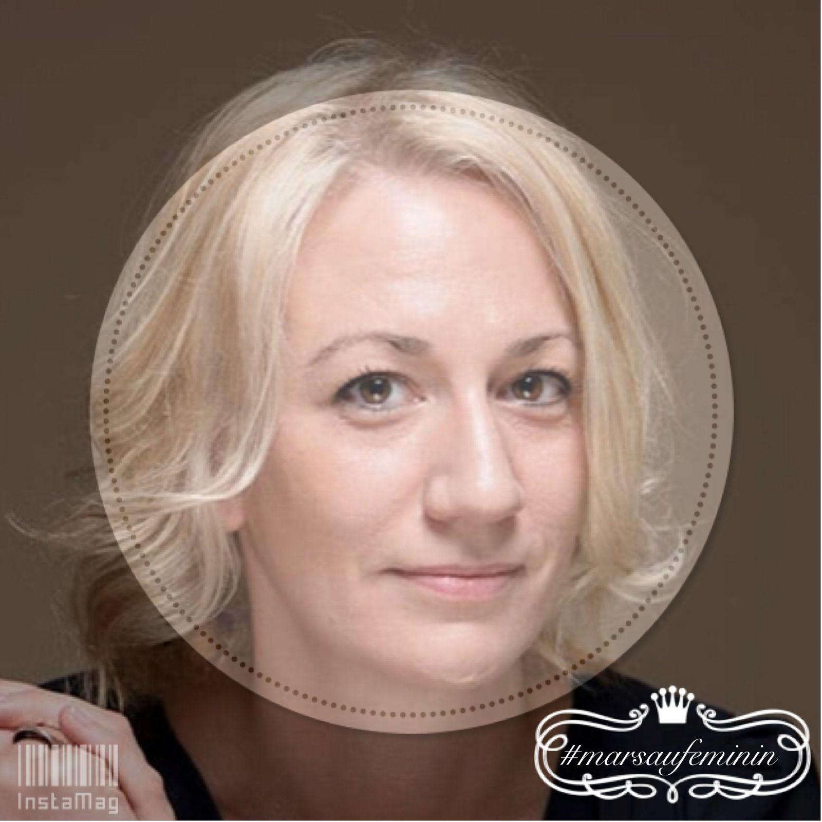 Mars au féminin, tapis rouge pour Alexandra KOSZELYK