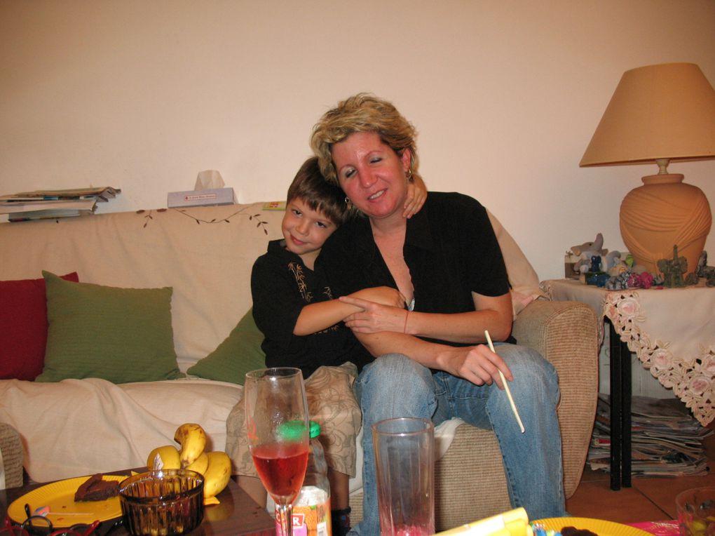 Photos de Loucas et Stévie depuis son plus jeune age