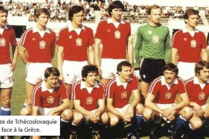 Championnat d'Europe des nations 1980 en Italie, Groupe 1: Grèce - Tchécoslovaquie