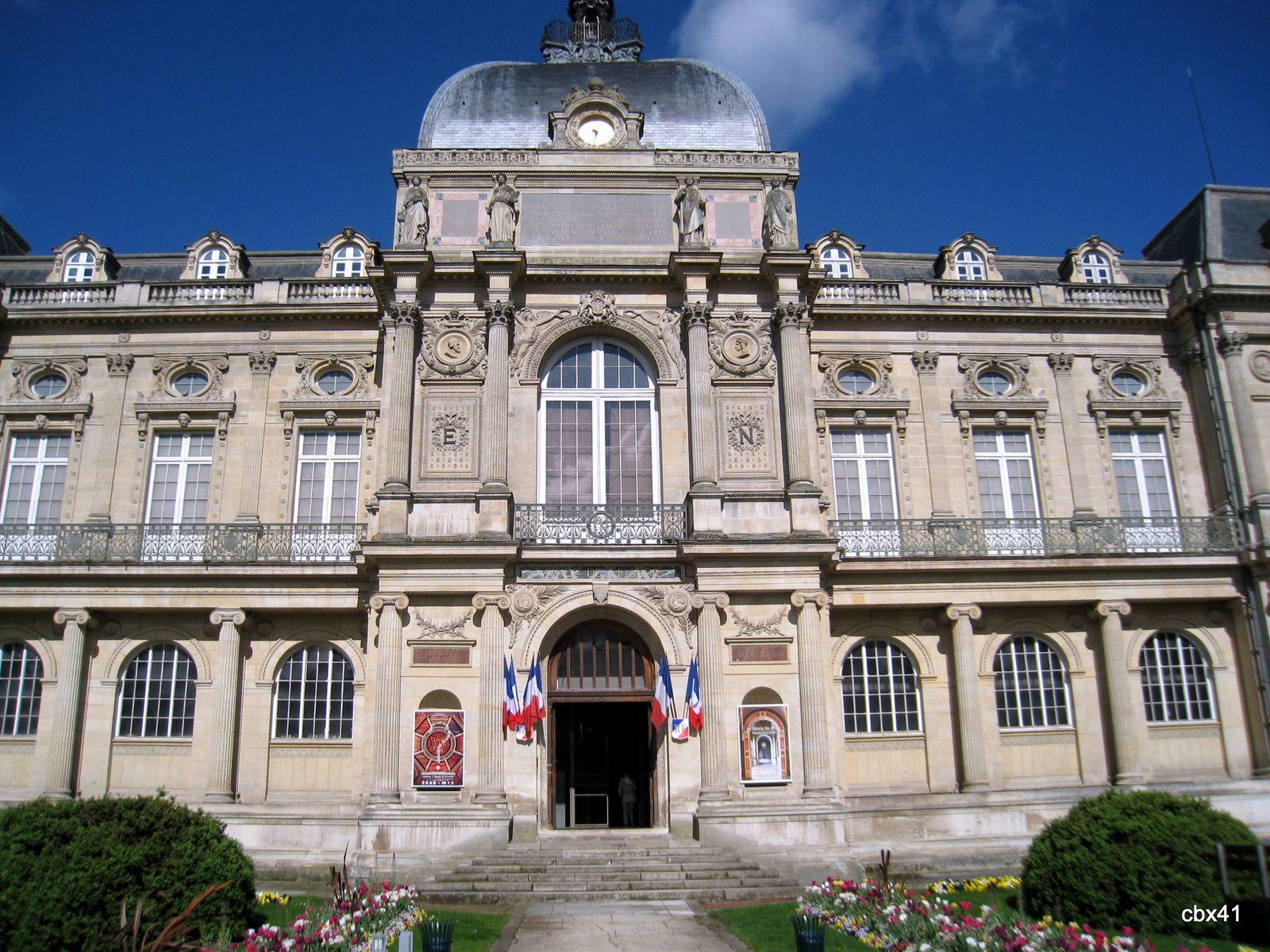 Arrivée du service de table, musée de Picardie