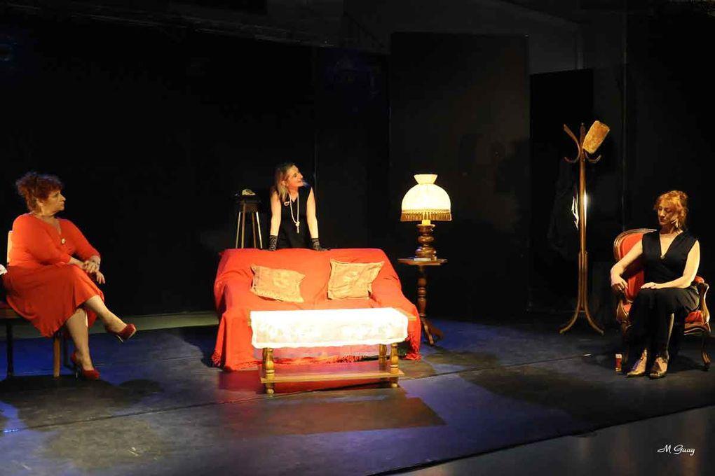 Théâtre à Gandelu le 22 janvier 2012