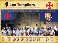 > Fêtes Historique et Templières de Vienne 2020.