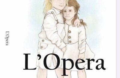 """""""L'Opera """" il nuovo libro di Cinzia Diddi"""