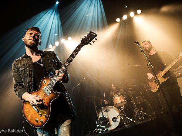 "Ben Pole et Wille & the bandits ; ouverture du festival ""Blues de Traverse"""