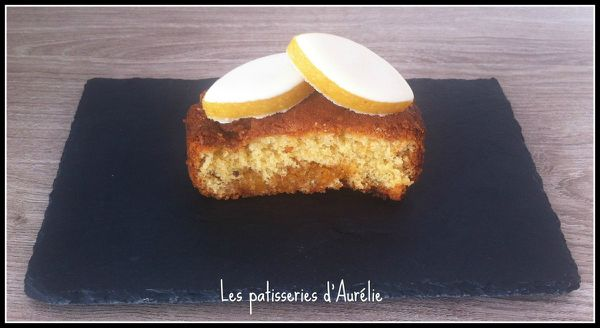 Cake aux Calissons