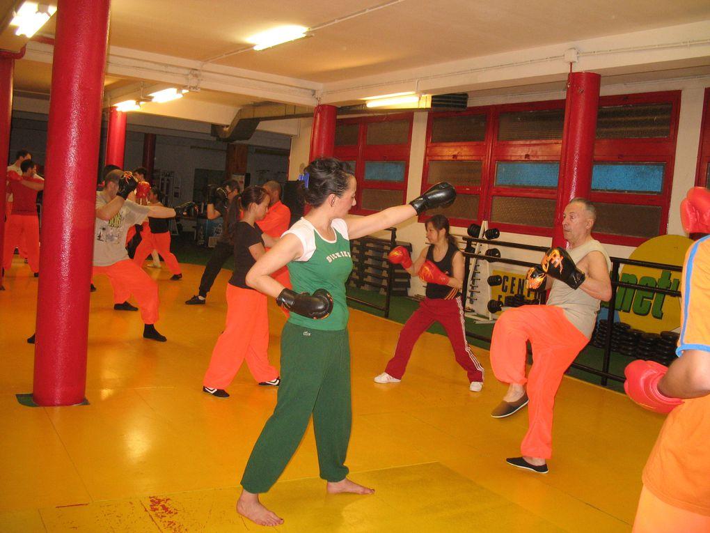 Album - Shaolin-défense