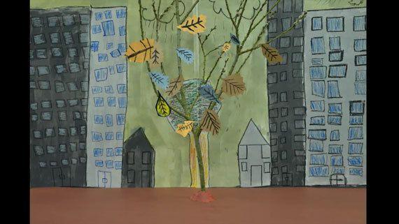 [VIDÉO] L'arbre - École Jules Ferry d'Arques, 2013-2014