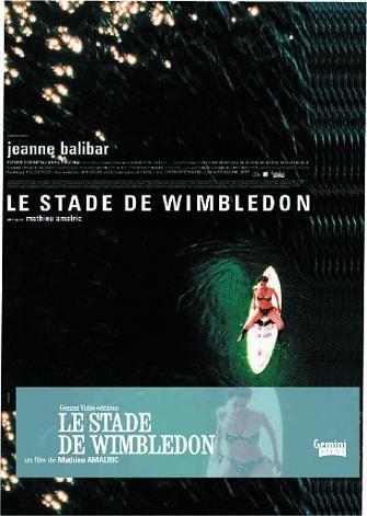 """Cinéma et littérature : """"Le Stade de Wimbledon"""""""