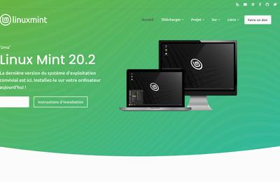 LinuxMint : Des nouveautés pour la 20.03 et un site web tout neuf !
