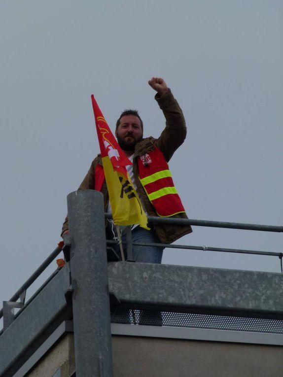 Journée du 19 Mai 2016 - Piquets de grève-Rassemblement, manifestation et moment convivial