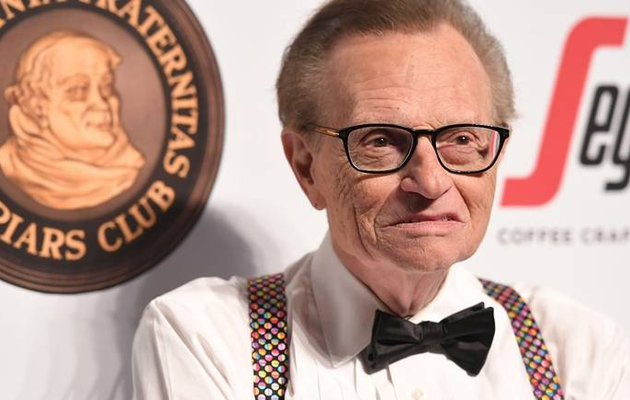 Talk show legend Larry King hospitalised with Covid-19: Report