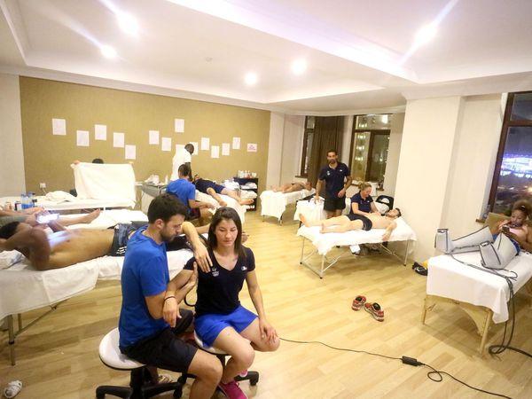 Jeux européen de Baku : INDIBA activ présent pour soigner les athlètes du Comité Olympique Français
