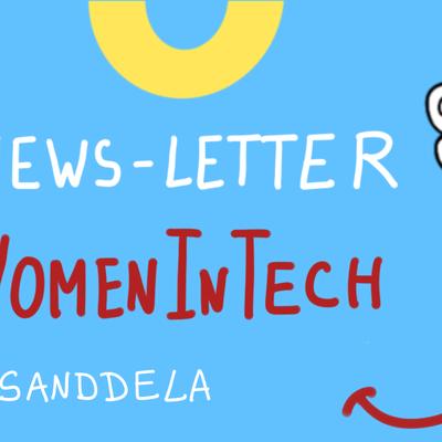 La News- letter #WomenIntech du N°3 à 6 - mai 2021