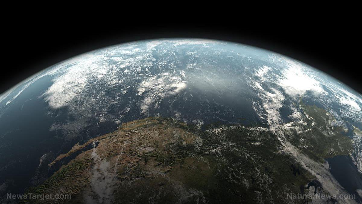 """Des centaines de climatologues demandent l'arrêt immédiat du projet génocidaire de Bill Gates sur l'""""obscurcissement solaire""""."""