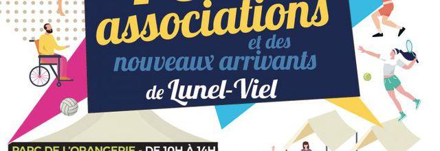 IMCE présent à la fête aux associations de Lunel-Viel