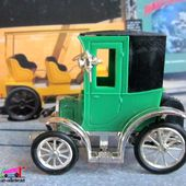 COUPE RENAULT 1900 SERIE LA BELLE EPOQUE CLE 1/43 - car-collector