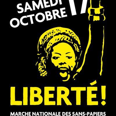 18 décembre - Acte 4 des Sans-Papiers : Egalité, Liberté, Papiers !