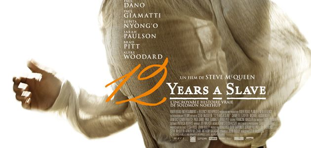 """12 YEARS A SLAVE"", BANDE-ANNONCE !"
