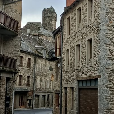 J9 : Estaing - Espeyrac