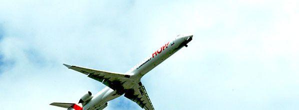 HOP! Air France ouvre à la vente sa ligne saisonnière d'été 2017 au départ de Toulouse