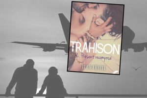 Trahison, tome 2 - Lucie Chatel chez Black Ink Editions