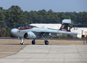 "Grumman EA-6B ""Prowler"" - VMAQ2 ""Panthers"" - Special sheme 2016"