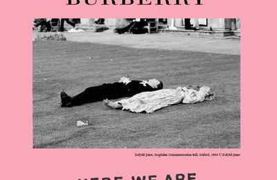 """Here We Are"" ou le british way of life selon Burberry"
