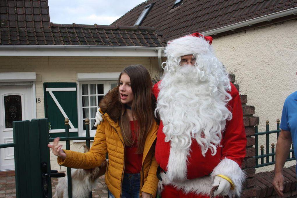 Ballade du père Noël 2018
