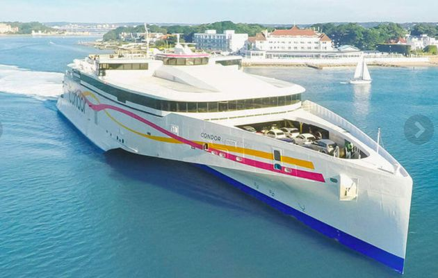 Brittany Ferries acquires Condor Ferries