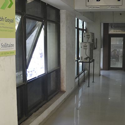 Solitaire Clinic - Orthopedic Hospital in Ahmedabad, Gujarat