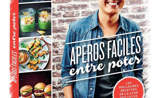 Apéros faciles entre potes - le dernier livre d'Hervé Cuisine (concours inside)