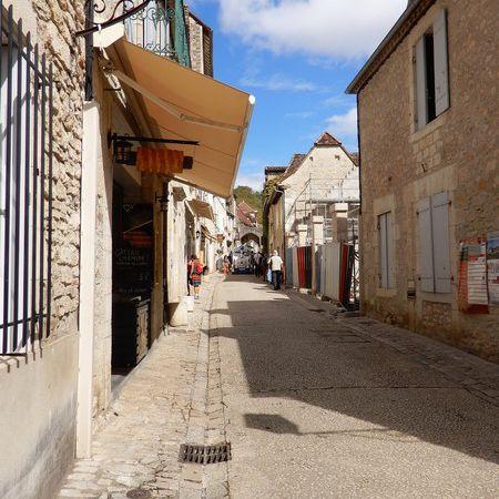 Rocamadour, voyages en camping-car