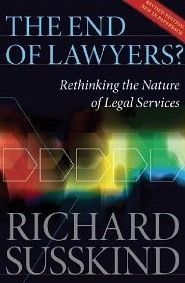 The end of lawyer : Richard Susskind