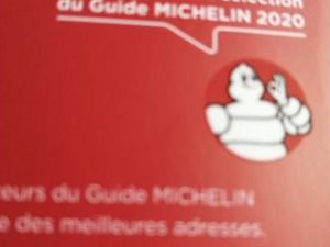 Guide Michelin 2020 : + 31,25 % d'augmention de prix !