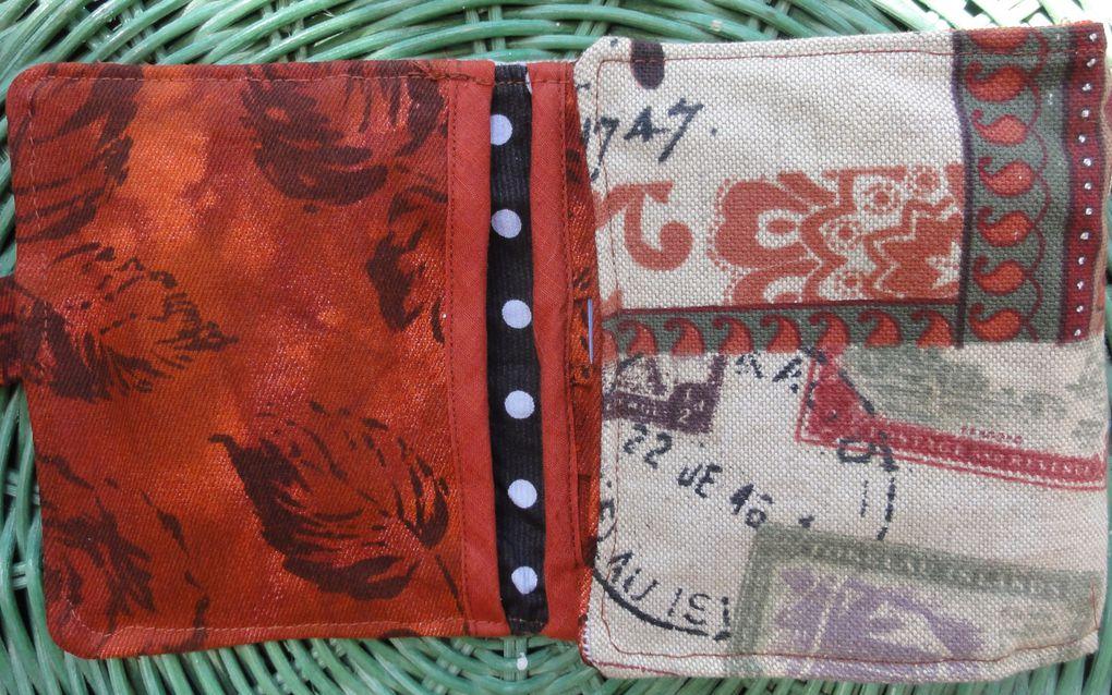 Album - portefeuille-cartes