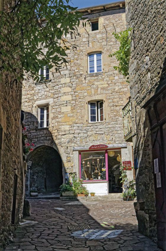 Séverac-le-Château - Aveyron