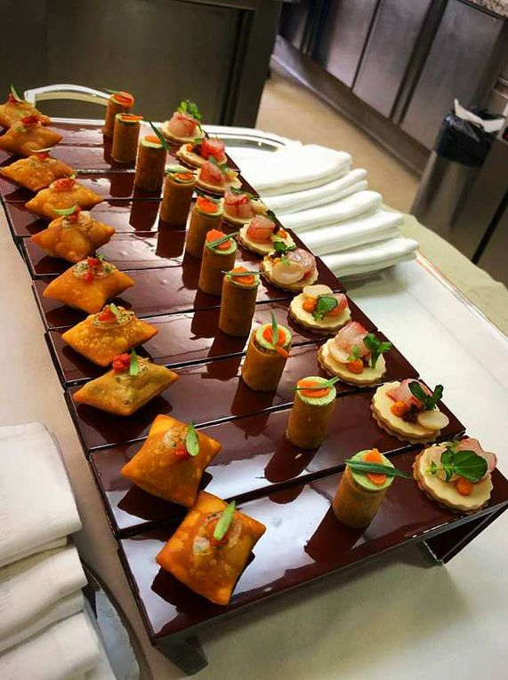 Gastronomie : les étudiants étaient à la fête au restaurant Alexandre