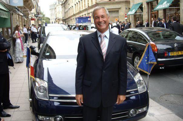 Johnny Caron, Candidat à la présidence de la fédération de Gironde