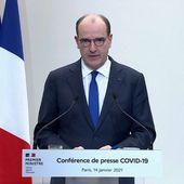 """EN DIRECT - Covid-19: pour Jean Castex, notre situation est """"maîtrisée mais fragile"""""""