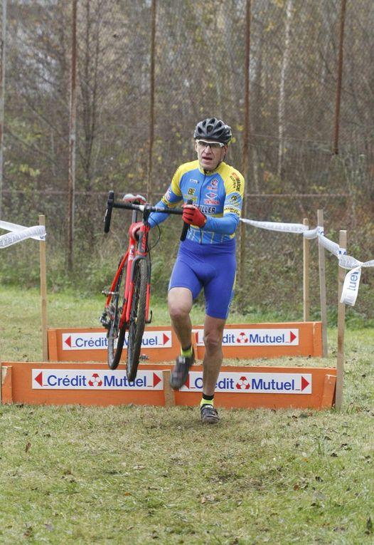 18 Novembre - Cyclo cross de Fesches le Châtel