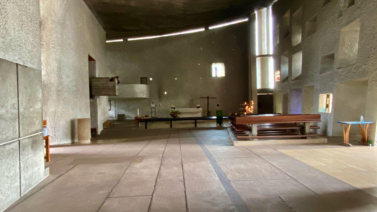 Chapelle Notre-Dame du Haut  Ronchamp (70)
