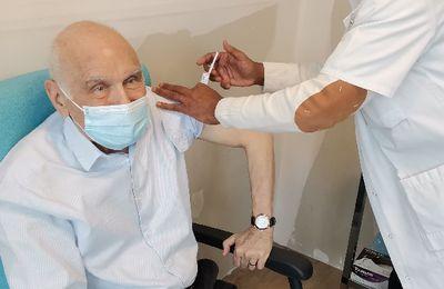 Vacciné par conviction