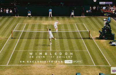 Le Tournoi de Wimbledon 2021 en direct et exclusivité sur beIN SPORTS